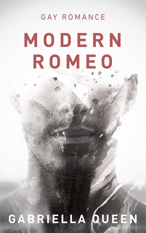 Modern Romeo Sci/Fi Gay Romance Cover
