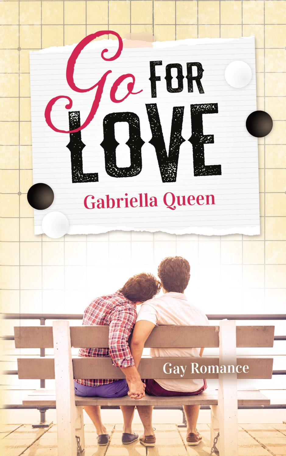 Go for Love Gay Romance Cover