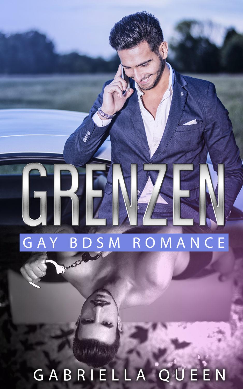 Grenzen Gay BDSM Romance Buchcover