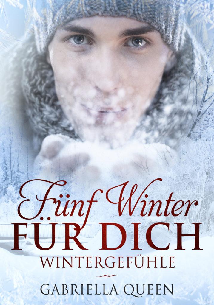 Fünf Winter für dich romantische Kurzgeschichte Gay Romance