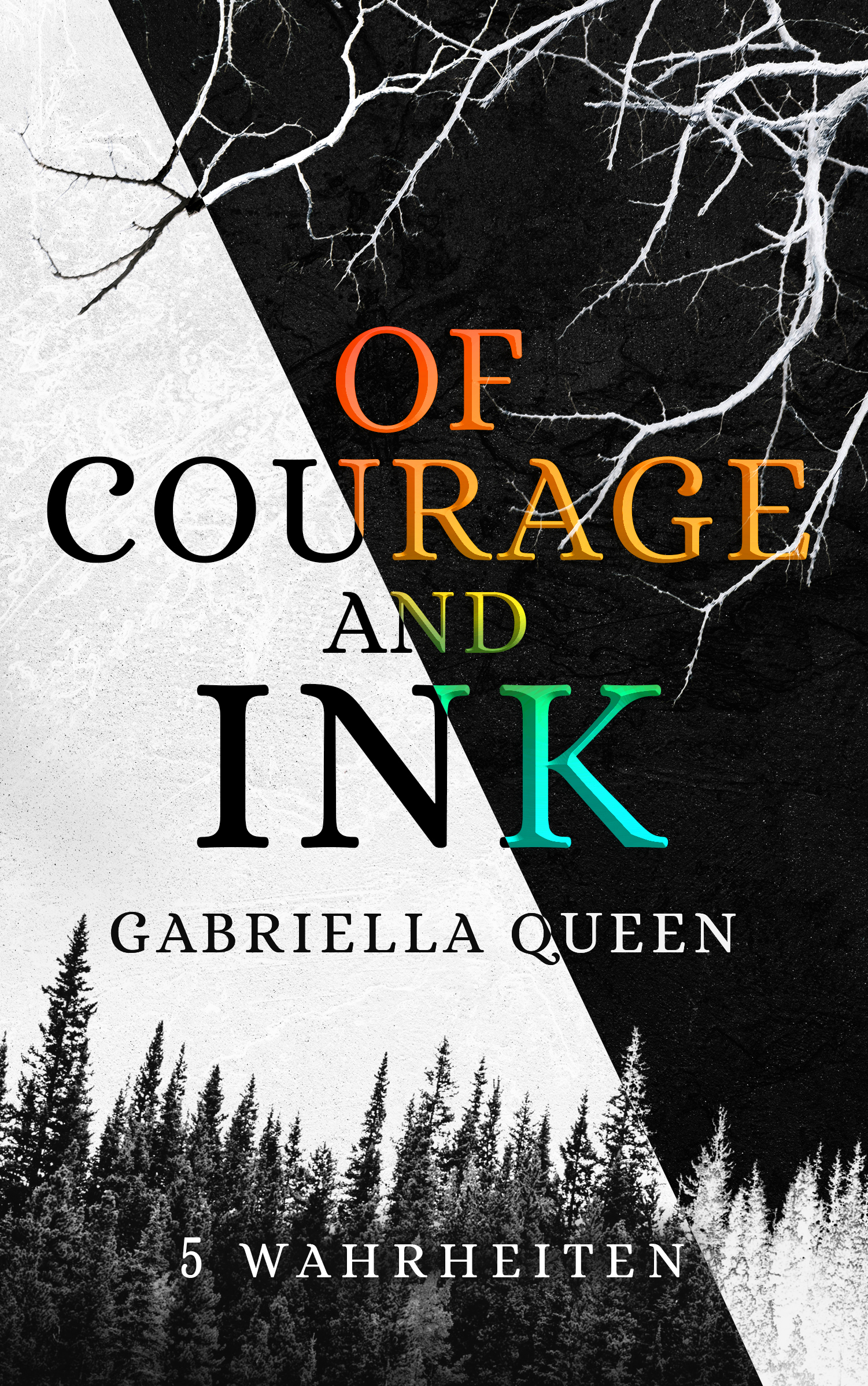 Of Courage and Ink 2 Superhelden Gay Romance Buchcover
